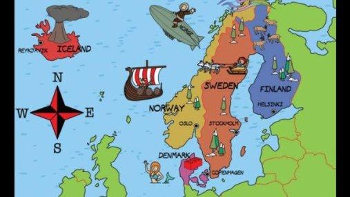 nordicos-mapa