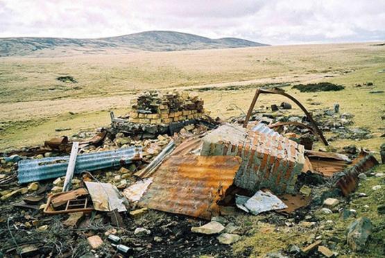 Comando Malvinas : Malvinas : La Batalla de Top Malo House