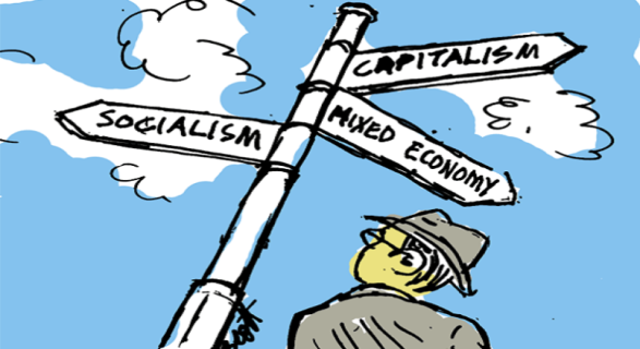 Part 1: Capitalism, Socialism or a hybrid? - Rayy Global - Medium